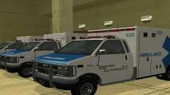 Ambulância de GTA 4
