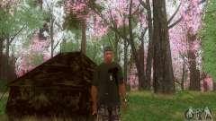 Sons da floresta para GTA San Andreas