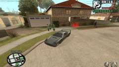 New CJs House para GTA San Andreas