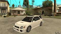 Subaru Impreza WRX Wagon 2002