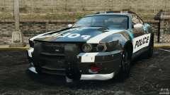 NFSOL State Police Car [ELS] para GTA 4