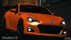 Subaru BRZ S 2012 para GTA San Andreas