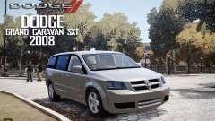 Dodge Grand Caravan SXT 2008