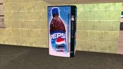 Máquinas de venda automática PEPSI