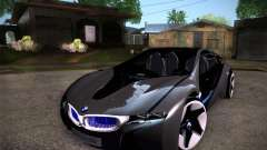 BMW Vision Efficient Dynamics I8