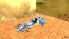 PEPSI car para GTA San Andreas