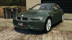 BMW M3 E92 2007 v1.0 [Beta]
