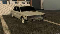VAZ 2106 v. 2 para GTA San Andreas