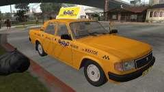 Volga GAZ 31029 Taxi