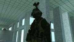 O terceiro soldado da pele Cod MW 2