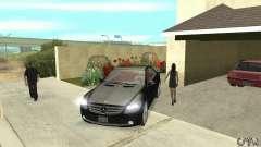 Mercedes-Benz CL500 para GTA San Andreas