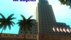 City Hall Los Angeles