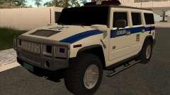 Hummer H2 DPS