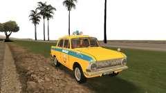 IZH 412 GAI para GTA San Andreas