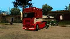 Scania TopLine para GTA San Andreas