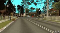 New Grove-Street para GTA San Andreas