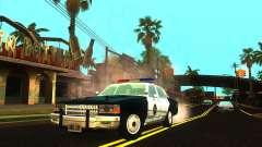 Chevrolet Caprice 1986 SFPD