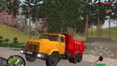 KrAZ 65055 caminhão