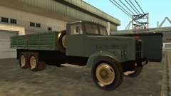 Mesa de caminhão KrAZ v. 2