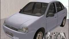 Lada 1118 para GTA San Andreas