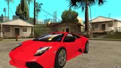 Lamborghin Murcielago LP640 v2 para GTA San Andreas