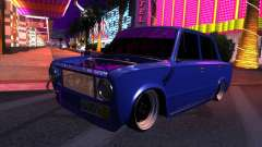 Carro de Drift 2101 VAZ para GTA San Andreas