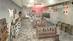 Uma movimentada loja Ammu-Nation v3 (Final)
