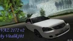 VAZ-2172 v2 para GTA San Andreas