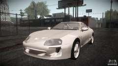 Toyota Supra para GTA San Andreas