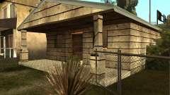 Retekstur casas em Groove Street para GTA San Andreas