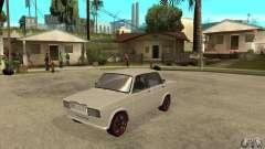 Ajuste óptico de 2107 VAZ para GTA San Andreas