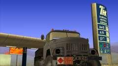 ZIL 131 petroleiro