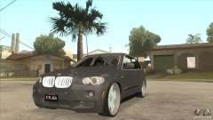 BMW X5 dubstore para GTA San Andreas