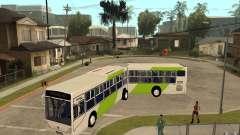 Caio Induscar Mondego Articulado Transantiago para GTA San Andreas