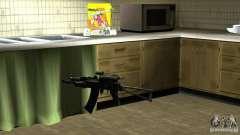 Pak domésticos armas versão 6