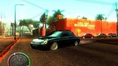 Lada Priora Dag Style para GTA San Andreas