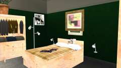 New Interior of CJs House para GTA San Andreas