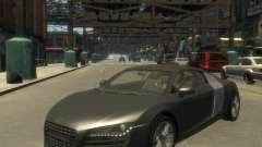 Audi R8 NFS Shift para GTA 4