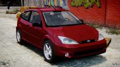 Ford Focus SVT para GTA 4
