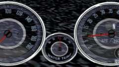 Script Chevrolet Camaro Spedometr