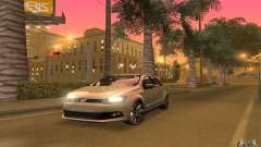 Volkswagen Gol G6 para GTA San Andreas