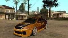 Skoda Octavia II Tuning para GTA San Andreas