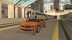 Chevrolet Camaro SS 2010 v2.0 Final para GTA San Andreas