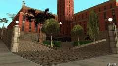 Novas texturas para o hospital em Los Santos
