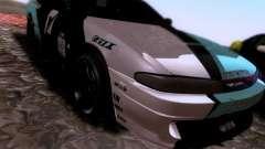 Nissan Silvia S14 Matt Powers v4 2012 para GTA San Andreas