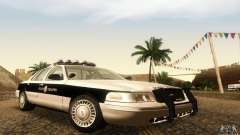 Ford Crown Victoria New Corolina Police