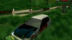 Honda Civic Hellaflush para GTA San Andreas