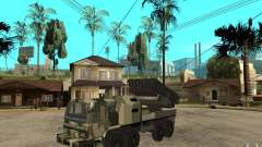 Missile Launcher Truck