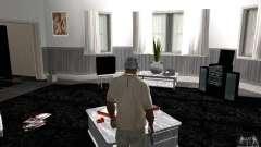 Novas texturas interiores para casas seguras