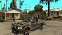 Rusty Mazda Pickup